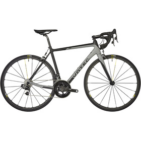 VOTEC VRC Evo Hiili Road, black-grey